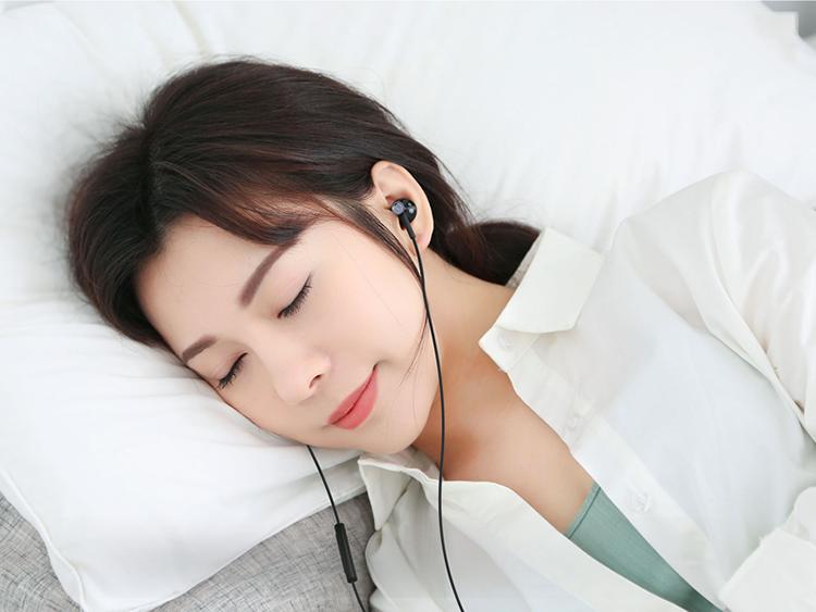 Tai Nghe Nhét Tai Xiaomi Mi Dual Driver - Hàng Chính Hãng