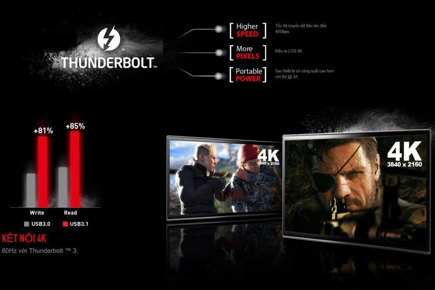 Laptop Gaming MSI GT75VR 7RE-250XVN Titan Core i7-7820HK/Free Dos (17.3 inch) - Black - Hàng Chính Hãng