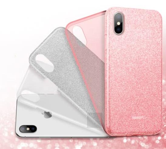 Ốp Lưng Chống Sốc Cho Iphone X ESR Makeup Series - Hồng
