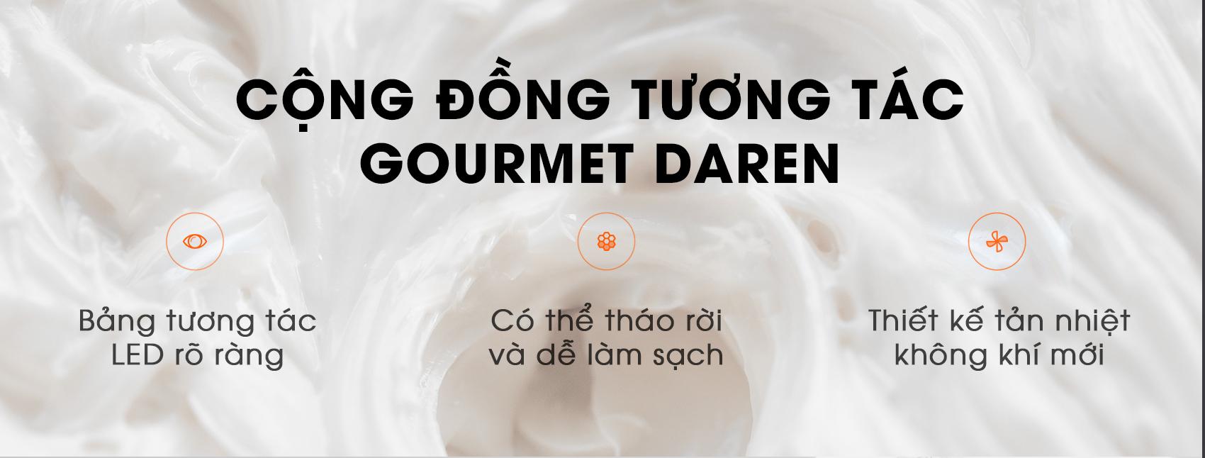 Nồi Cơm Điện Cao Tần Đa Năng Xiaomi ZHF4009GL (3 Lít)