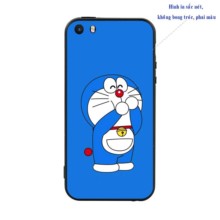 Ốp Lưng Viền TPU Cao Cấp Dành Cho iPhone 5 / 5s - Doremon 02