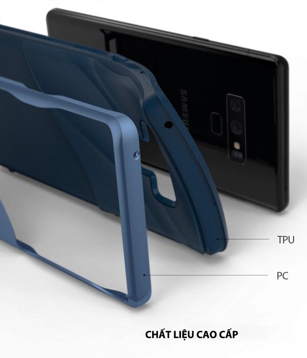 Ốp lưng Samsung Galaxy Note 9 Ringke Wave