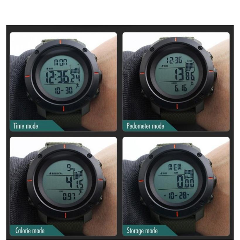 Đồng hồ Nam thể thao SKMEI 1215 - DHA514