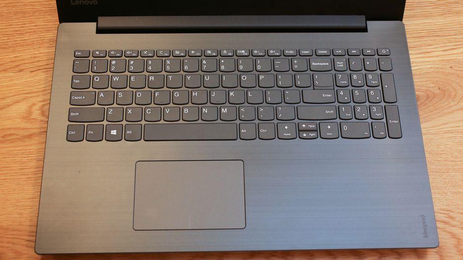 Laptop Lenovo IdeaPad 320 81BG00DYVN Core i5-8250U/Win 10 (15.6 inch) - Đen - Hàng Chính Hãng