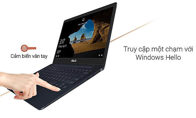 Laptop Asus Zenbook UX331UAL-EG020TS Core i7-8550U/Win10 (13.3 inch) - Rose Gold - Hàng Chính Hãng