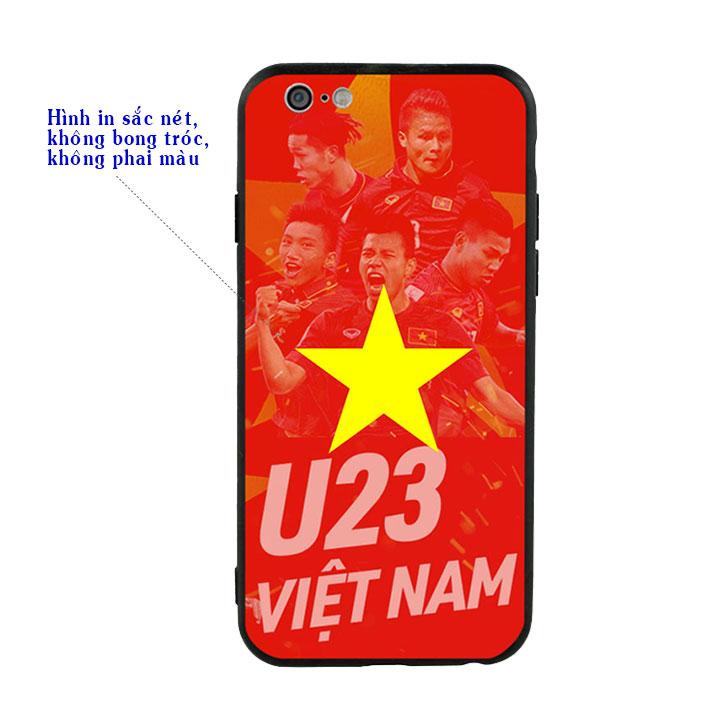 Ốp lưng viền TPU cao cấp cho Iphone 6/6S - U23 Mẫu 3