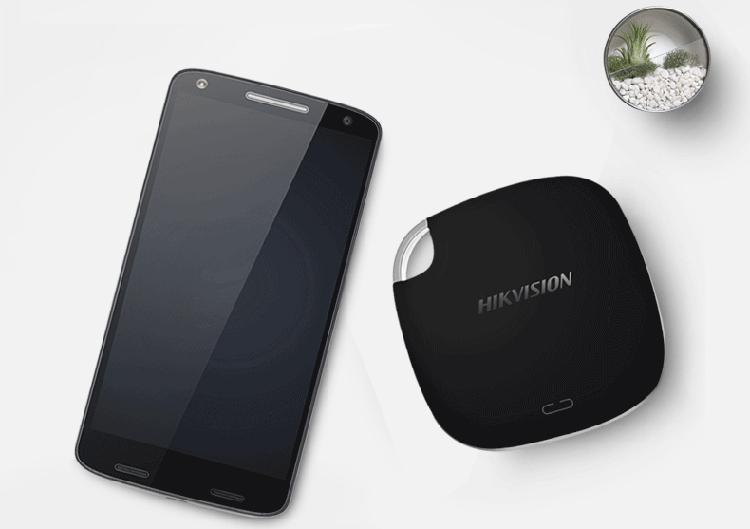 Ổ Cứng Di Động SSD HIKVISION T100 120GB (Black) USB 3.1 - Hàng Chính Hãng