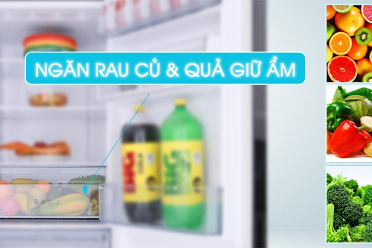 Tủ Lạnh Inverter Panasonic NR-BC369QKV2 (322L)