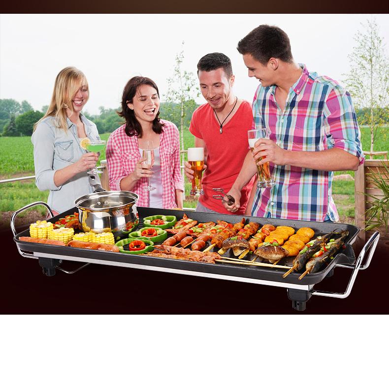 Bếp nướng không khói size 48x27cm