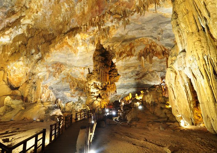 Tour 5N4Đ: Đà Nẵng - Phong Nha - Hội An - Bà Nà - Huế, Khởi Hành Thứ 4 & 7 Hàng Tuần