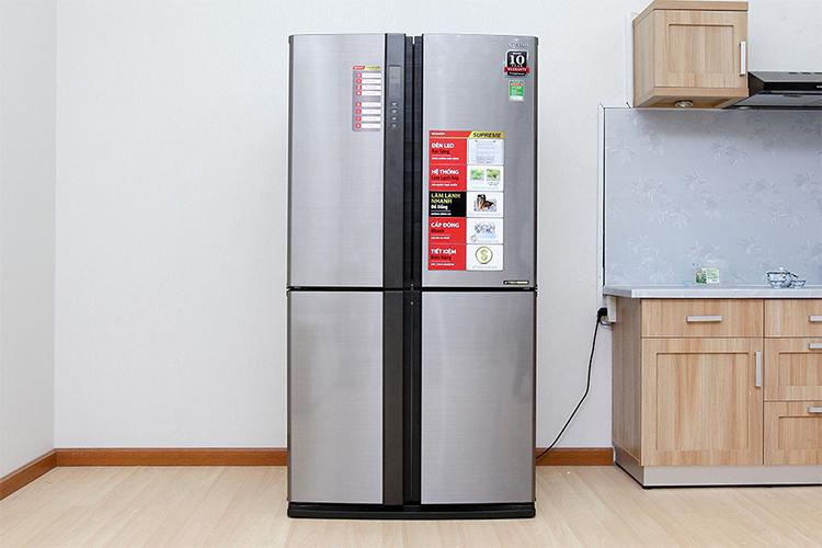 Tủ Lạnh Inverter Sharp SJ-FX631V-ST (556L)