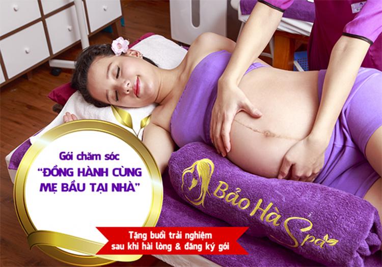 Gói Đồng Hành Cùng Mẹ Bầu Tại Nhà 11 Buổi (60 Phút/Buổi) - Free Phí Đi Lại Trong Bán Kính 10Km
