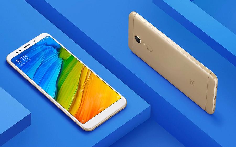 Điện Thoại Xiaomi Redmi 5 Plus (32GB/3GB) - Hàng Nhập Khẩu