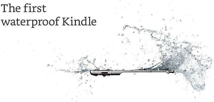 Máy Đọc Sách Điện Tử 8G 7inch Amazon Kindle Oasis