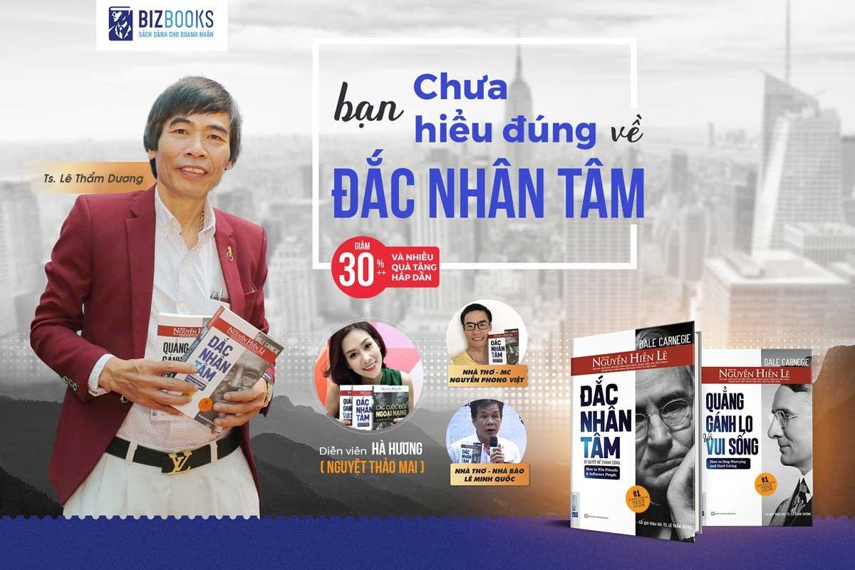 Đắc Nhân Tâm - Nguyễn Hiến Lê