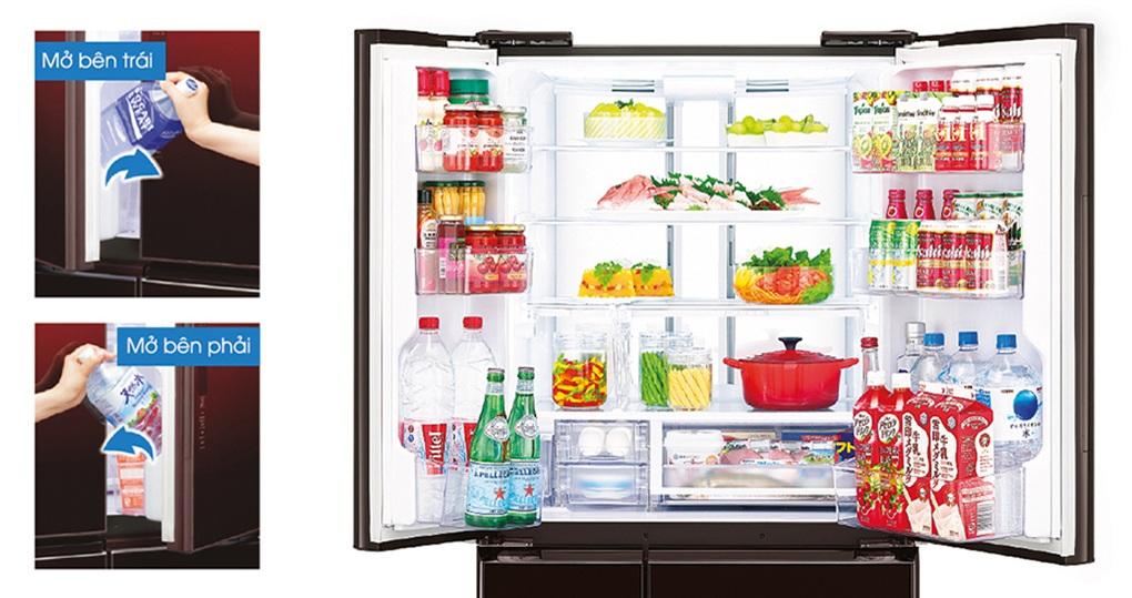 Tủ Lạnh Inverter Sharp SJ-GF60A-R (470L)