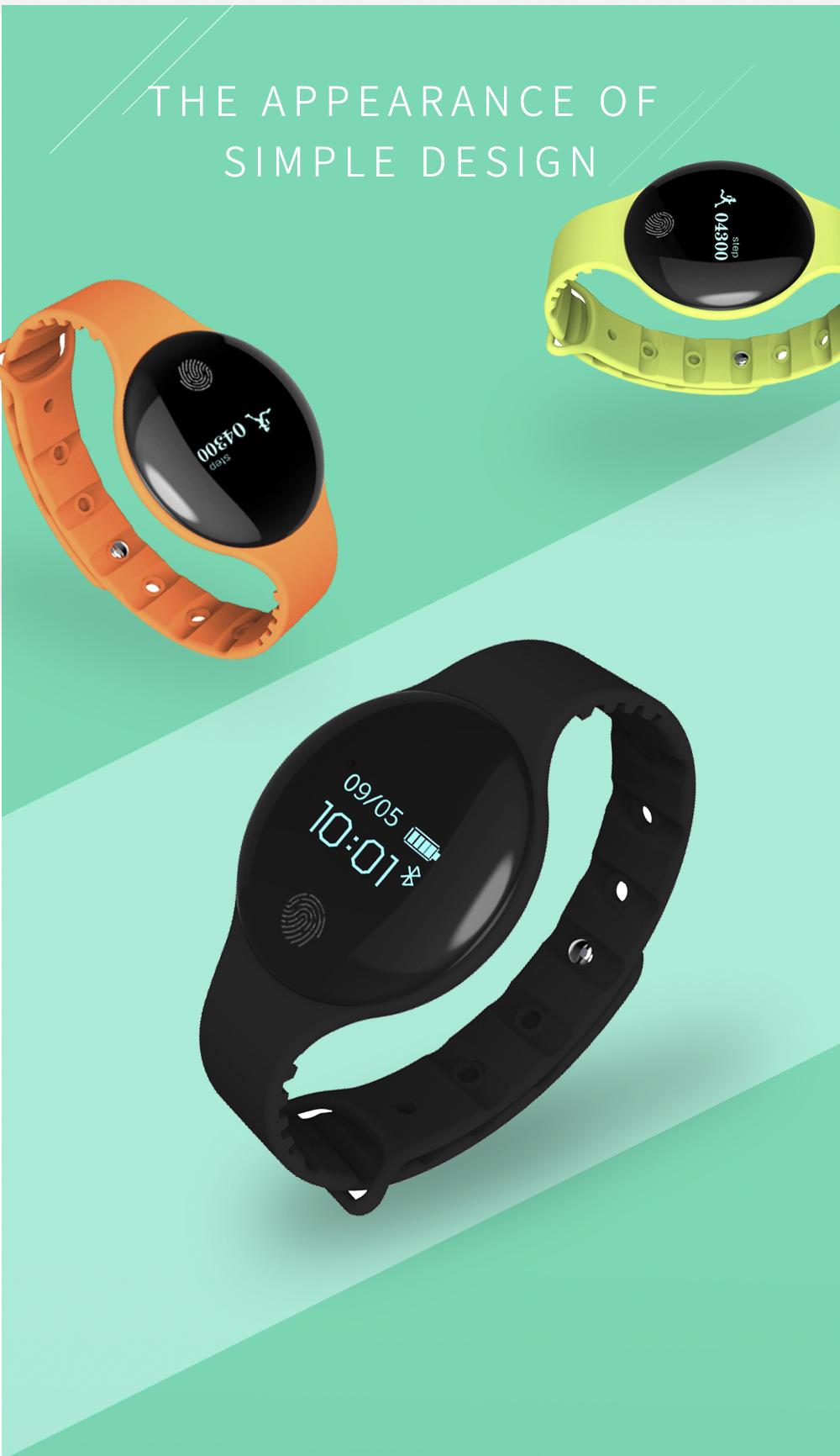 Đồng hồ thông minh SANDA theo dõi sức khoẻ đa chắc năng JS-SD138