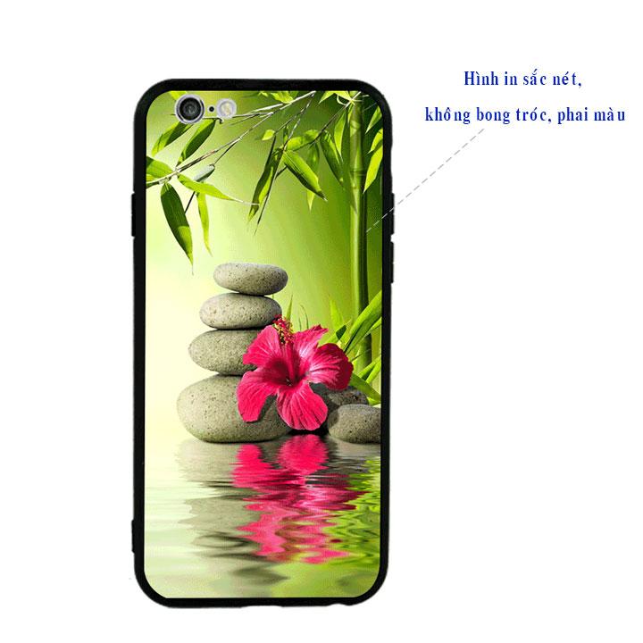 Ốp lưng viền TPU cao cấp cho Iphone 6 Plus - Nature 01