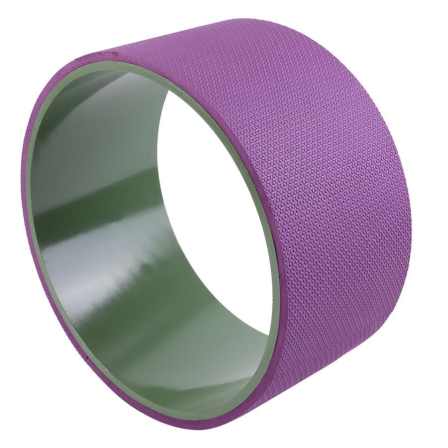 Combo Bóng tập yoga 65cm trơn + Con lăn yoga + Gạch EVC tập yoga + Vòng tập Eco Sportslink