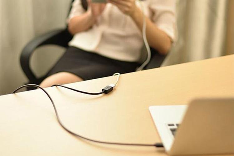 Cáp Nối Dài Ugreen USB 2.0 10313 (0.5m) - Hàng Chính Hãng