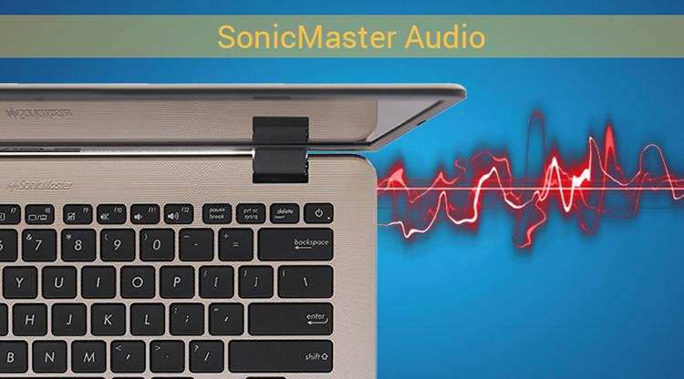 Laptop Asus Vivobook 14 X405UA-EB785T Core i3-7100U/Win10 (14 inch) - Hàng Chính Hãng (Gold)