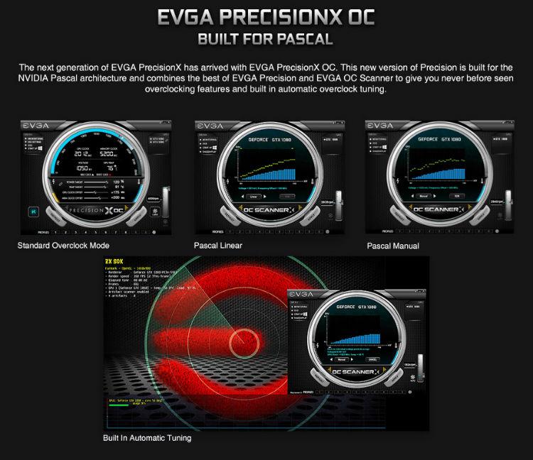 Card Màn Hình EVGA GTX 1070 SC Gaming 08G-P4-5173
