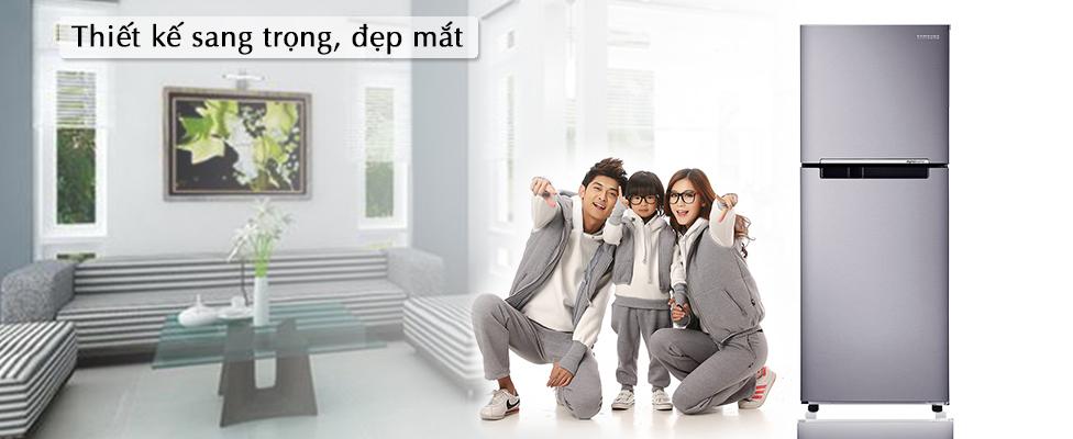 Tủ Lạnh Inverter Samsung RT20FARWDSA/SV (203L) = 5.190.000 ₫