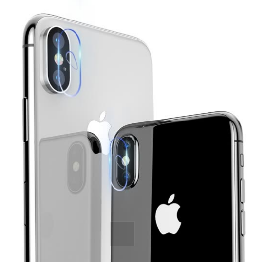 Miếng Dán Bảo Vệ Camera Cho Iphone X Baseus