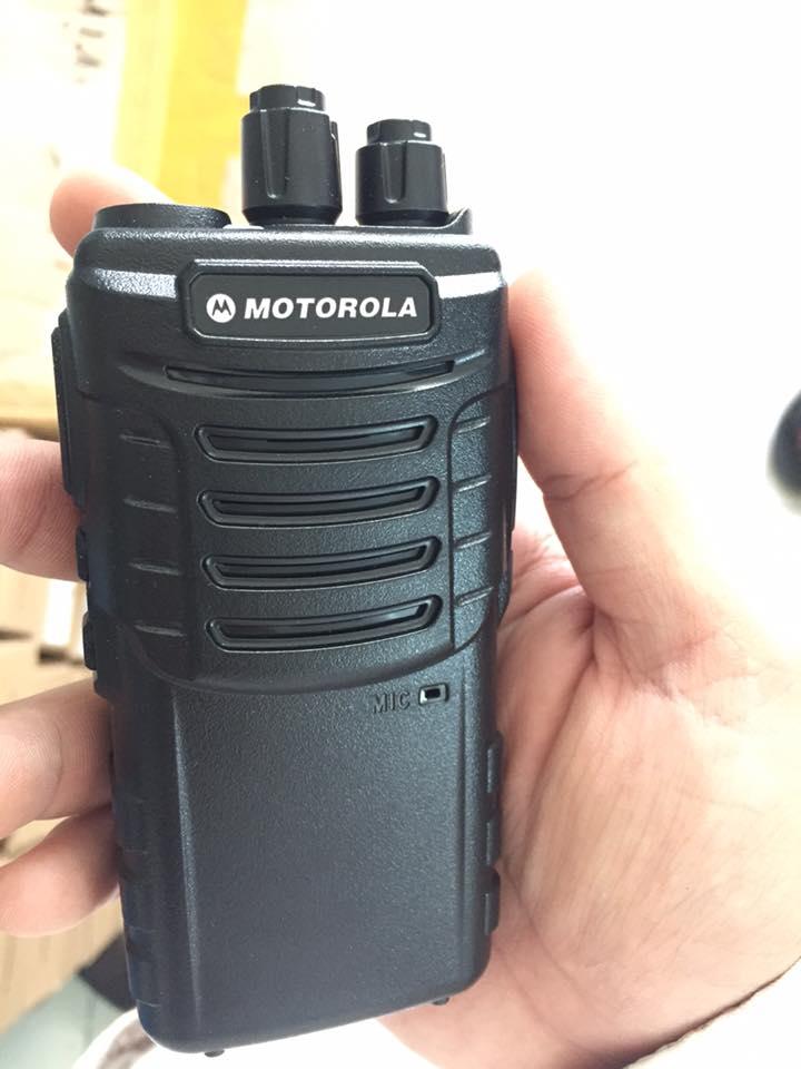 Bộ đàm Motorola GP 728 (Đen)