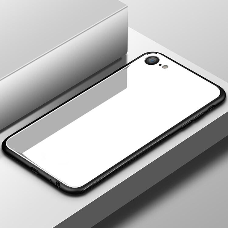 Ốp Nhựa Dẻo STRYFER Viền Mềm Cho iPhone 6s/6 - Trắng