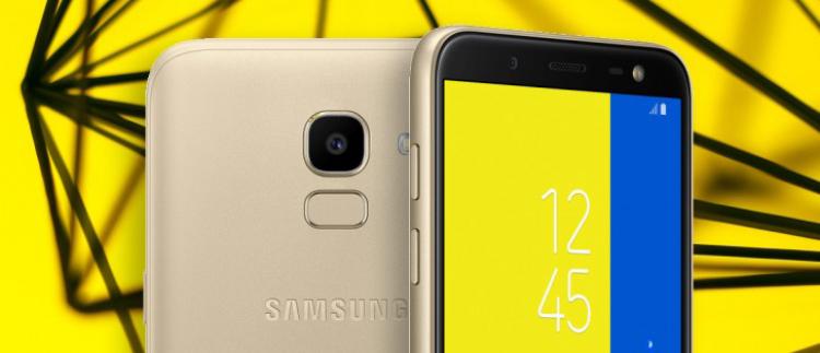 Điện Thoại Samsung Galaxy J6 - Hàng Chính Hãng