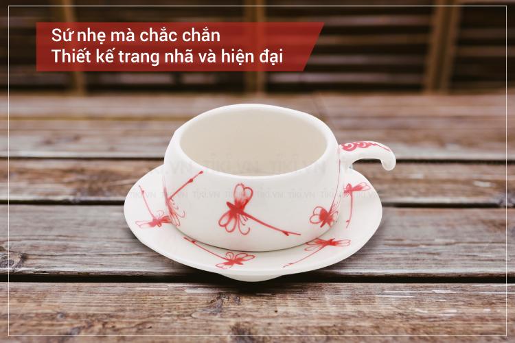 Bộ Quà Tặng Tách Coffee P129A