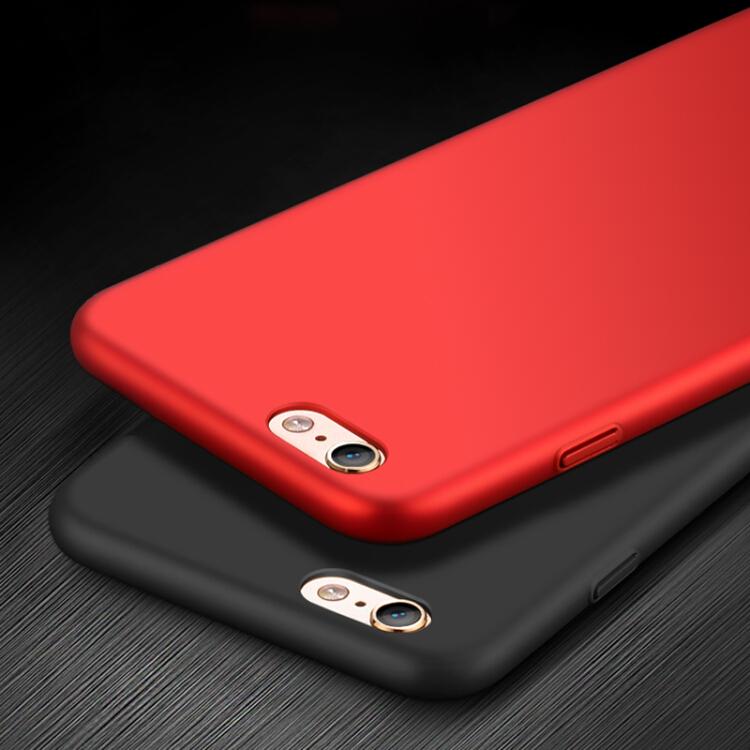Ốp Lưng Bảo Vệ Điện Thoại Chống Va Đập Dành Cho Apple 6 / 6s Yueke - 4.7inches - Đỏ