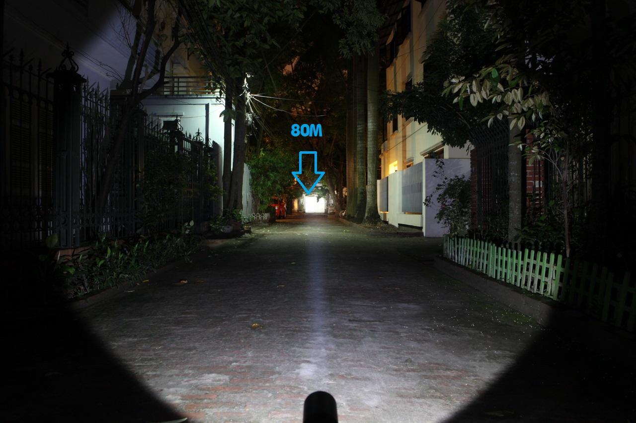 Đèn pin siêu sáng ANSMANN Future 2C