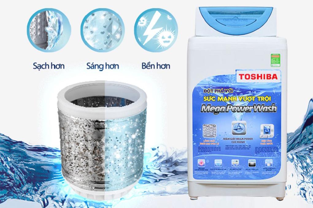 Máy Giặt Cửa Trên Toshiba AW-E920LV (8.2 Kg)