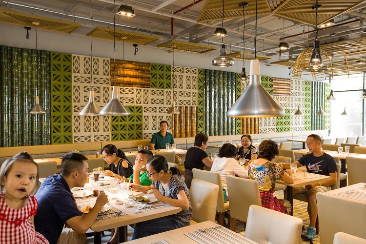 Buffet Tối Hơn 80 Món Việt Tại Hoàng Yến The Garden Mall