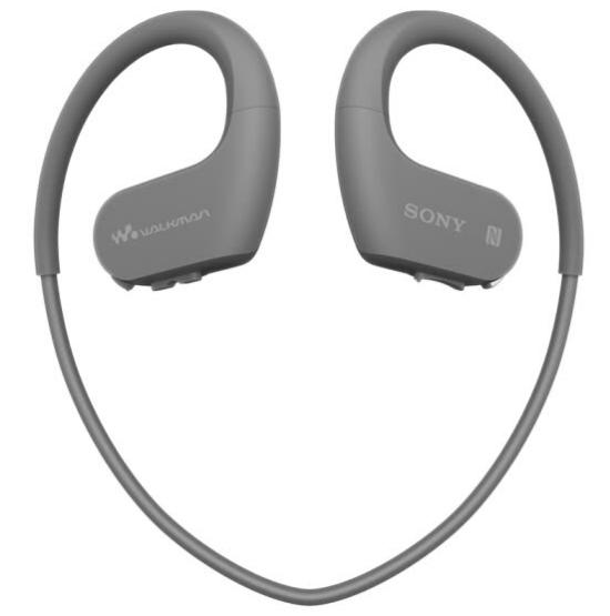 Máy Nghe Nhạc Sony WS632 Không Thấm Nước, Có Thể Mang Khi Chơi Thể Thao - Đen