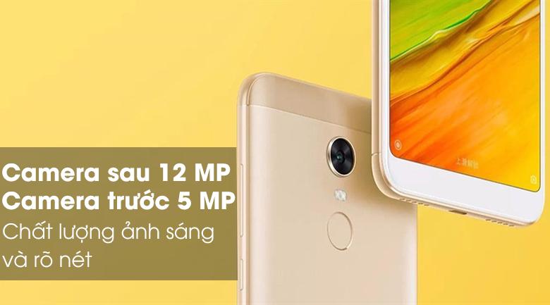 Điện Thoại Xiaomi Redmi 5 Plus (64GB/4GB) - Hàng Chính Hãng DGW