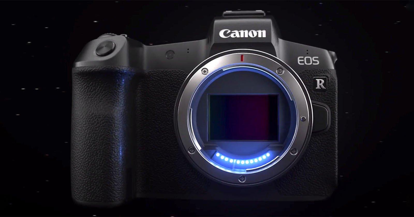 Máy Ảnh Canon EOS R Body (Chính Hãng Lê Bảo Minh)