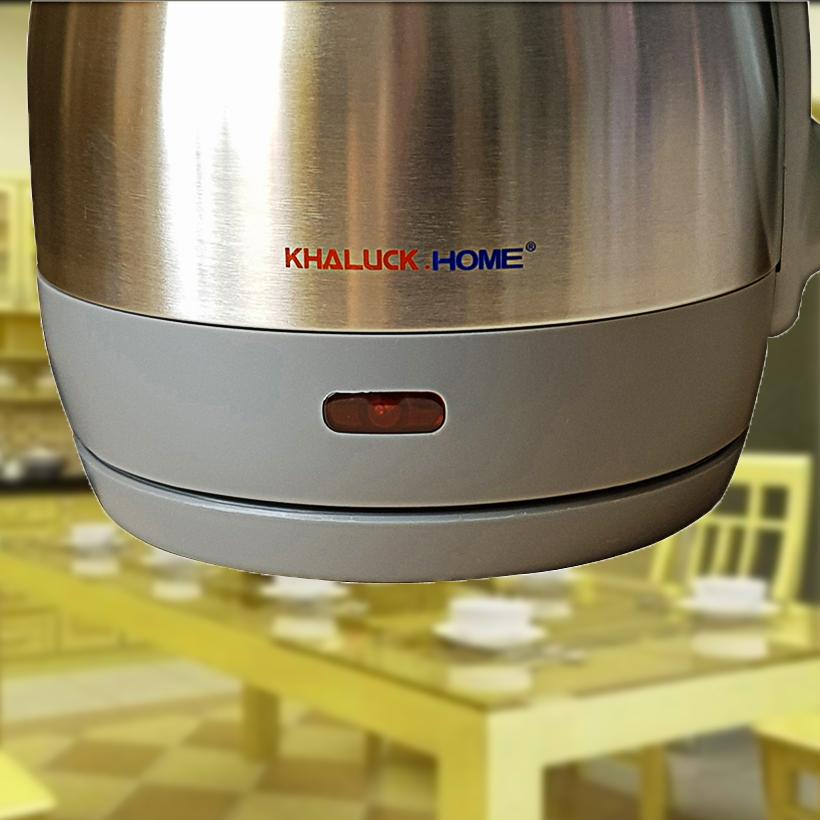 Ấm siêu tốc inox 304 dung tích 2 lít Khaluck.Home KL-6808