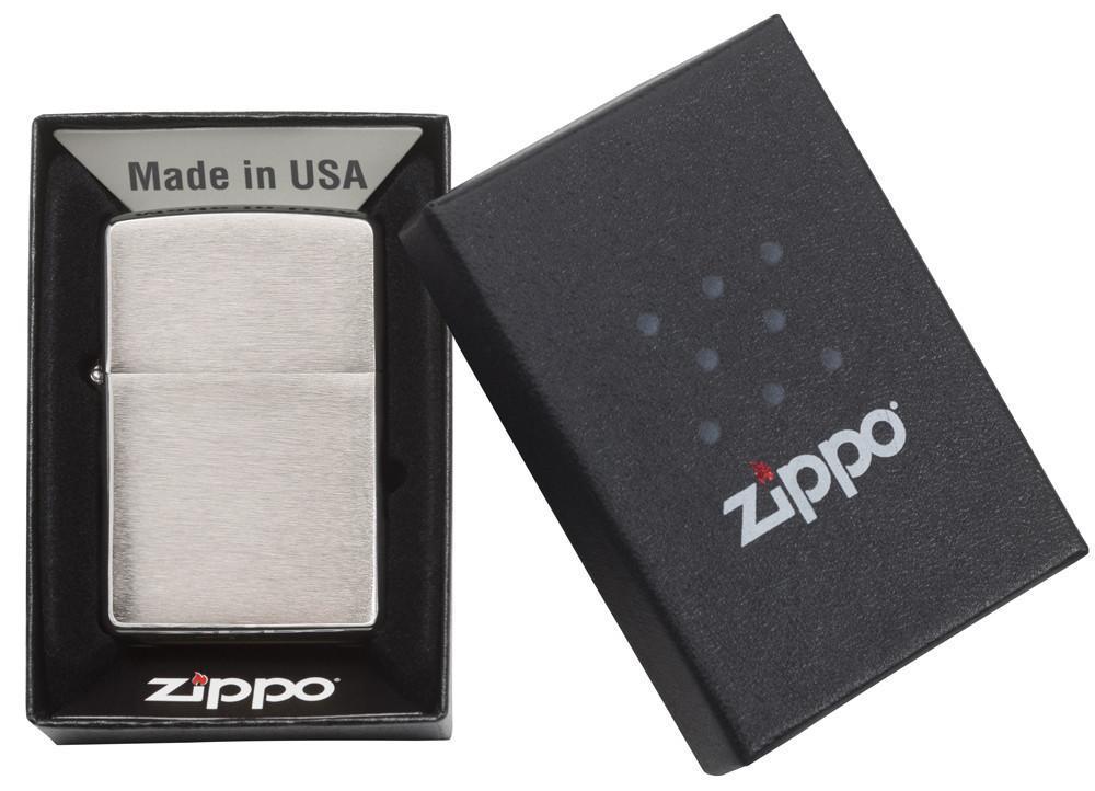 Zippo-Armor-Brushed-Chrome-162-5