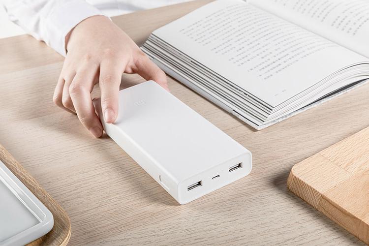 Pin Sạc Dự Phòng Xiaomi Mi2C Powerbank 2C 20000mAh QC3.0 - Hàng Chính Hãng