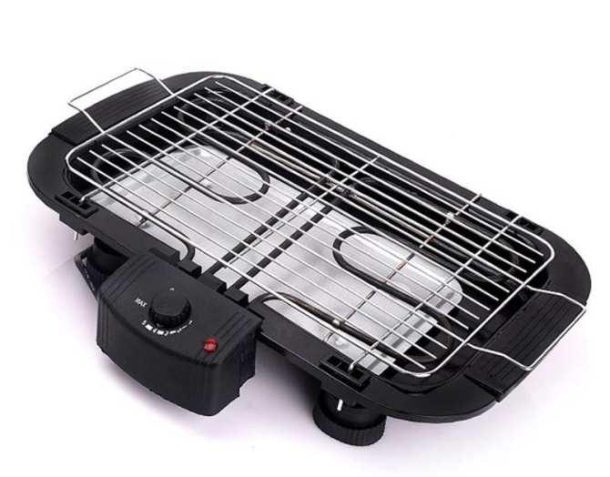 Bếp nướng điện không khói cao cấp BBQ