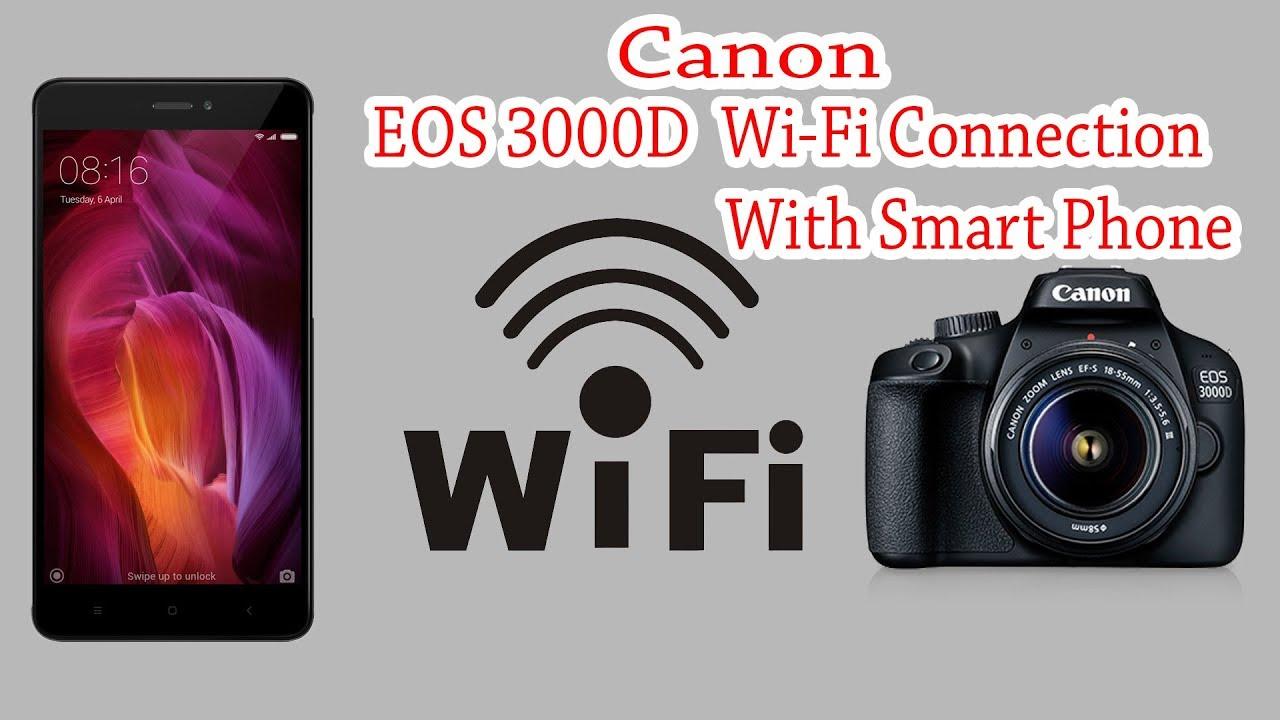Máy Ảnh Canon EOS 3000D + Lens EF-S 18 - 55mm III (Lê Bảo Minh)