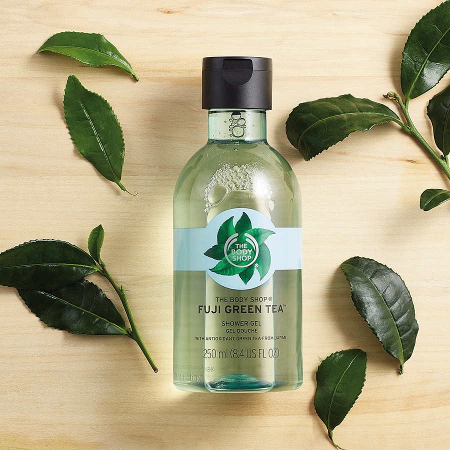 Gel Tắm The Body Shop Fuji Green Tea (250ml)