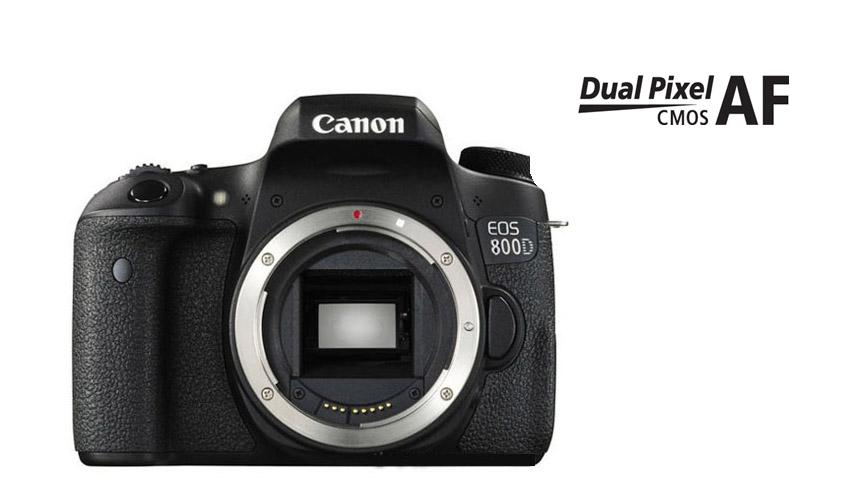 Bộ Máy Ảnh SLR Canon EOS 800D (EF-S 18-135mm f/ 3.5-5.6 IS STM