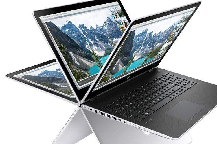 Laptop HP Pavilion x360 14-ba120TU 3CH49PA Core i5-8250U/Win10 (14 inch) - Hàng Chính Hãng - Silver