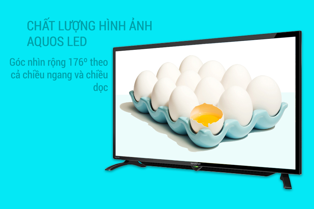 Tivi LED Sharp 32 inch LC-32LE280X