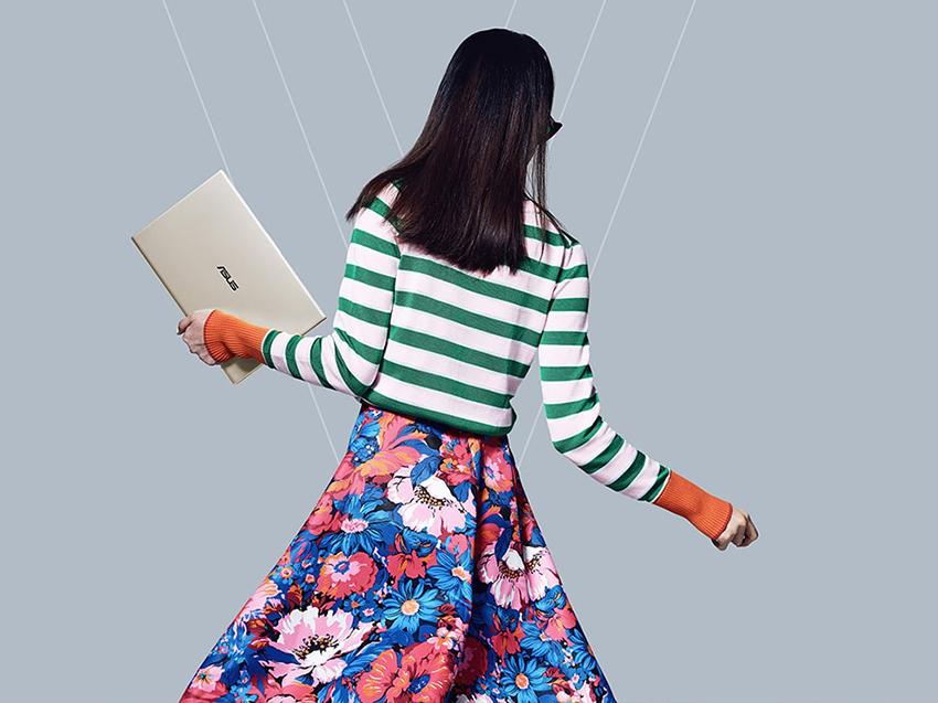 Laptop Asus Vivobook S13 S330UA-EY053T Core i3-8130U/Win10 (13.3 inch) (Gold) - Hàng Chính Hãng
