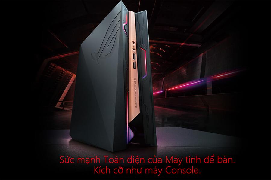 PC Asus ROG GR8 II Core i7-7700/GTX 1060 6GB/FreeDos